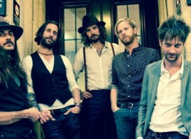 The Cortonville Sessions: The Temperance Movement live from the Red Bull Studios Amsterdam