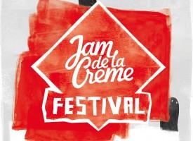 Neusjes van muzikale zalmen op Jam de la Crème 2014