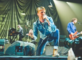 Exclusieve shows op unieke locaties: New Fall Festival