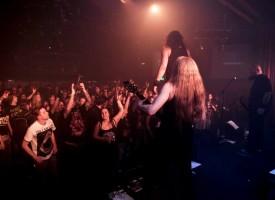 Derde editie Amsterdam Metalfest barst los in Sugarfactory