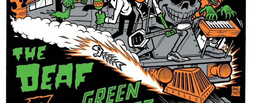 The Sleaze Express op stoom met zZz, The Deaf en Green Hornet