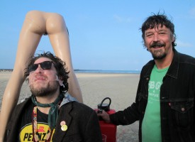 Björn Ottenheim over Sleazefest: garagepunk, skinnydippen, Pussybar, junglejuice en afterparty's tot in de middag