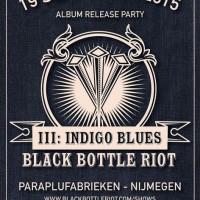 Black Bottle Riot presenteert derde album in Nijmegen en Amsterdam