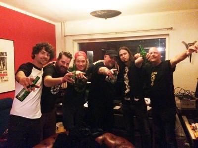 Black-Bone brengt tweede plaat bij grote Duitse Steamhammer uit