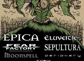 Sepultura completeert line-up Epic Metal Fest in Klokgebouw