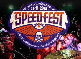 Speedfest gaat harder met Mondo Generator, Refused, Crobot & Scorpion Child