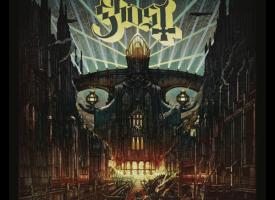 Occulte doom metal-Zweden Ghost proeven voor met Majesty