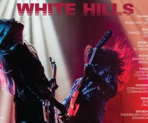 Clipprimeur: sleazy post-punky psychrock van White Hills