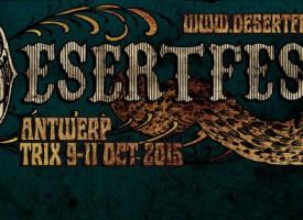 Win kaarten voor Desertfest Belgium in Trix!