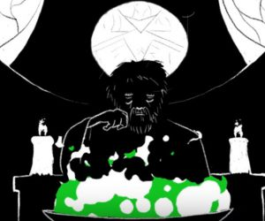 Video: Kvelertaks Svartmesse is een klassiek black metal offerritueel