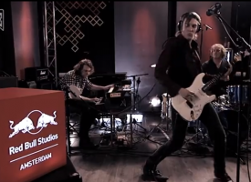 Live from the Red Bull Studios Amsterdam: Birth of Joy