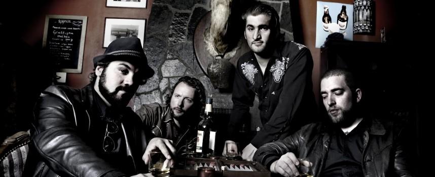 Black Bottle Riot wil dat jij vast aan het nieuwe album snuffelt