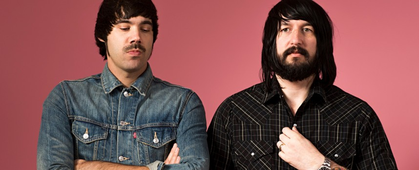 "Death From Above 1979: ""Je maakt muziek. Nobody gives a fuck."""