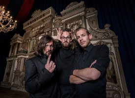 Counter Jib support Foo Fighters tweemaal en gooit rauwe EP eruit
