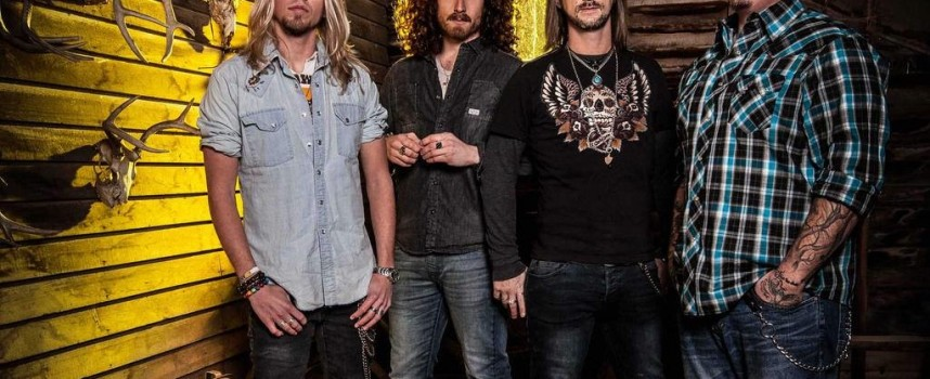 Win tickets voor Black Stone Cherry in de Melkweg!
