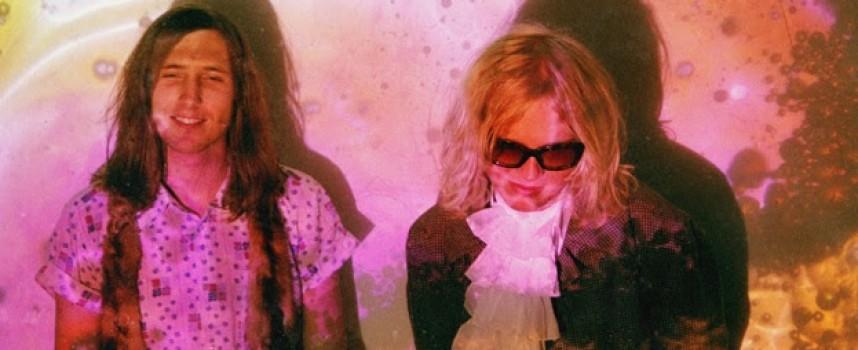 """Psychedelisch rockduo The Wands: """"onze ouders snapten het pas toen ze ons live zagen"""""""