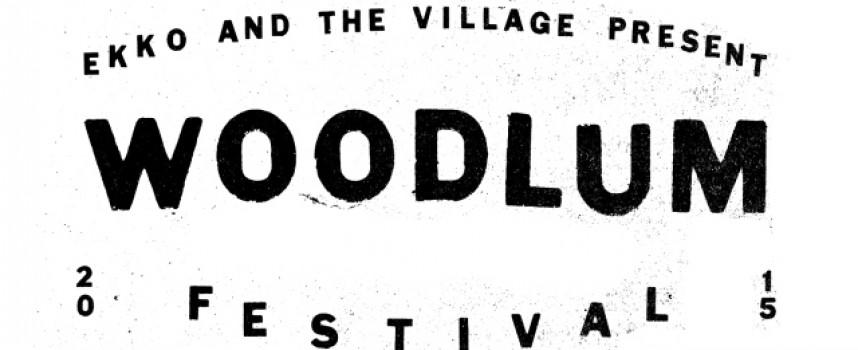 Ekko presenteert tweede editie Woodlum festival