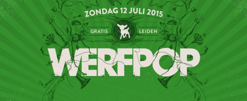 De NMTH free music festival guide met oa Werfpop, Big Rivers en Geinbeat!