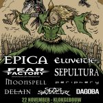 Epic Metal Fest  2015 line-up volledig