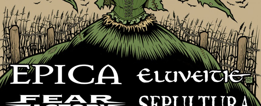 Sepultura completeert line-up Epic Metal Fest in Klokgebouw