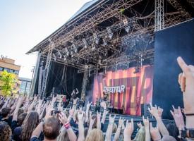 Uitverkocht Into the Grave viert verjaardag met multiculturele metal