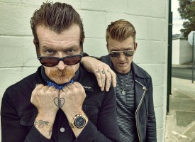 Hier is nieuwe muziek van Eagles Of Death Metal, Graveyard, Chris Cornell, Deafheaven, WAND…