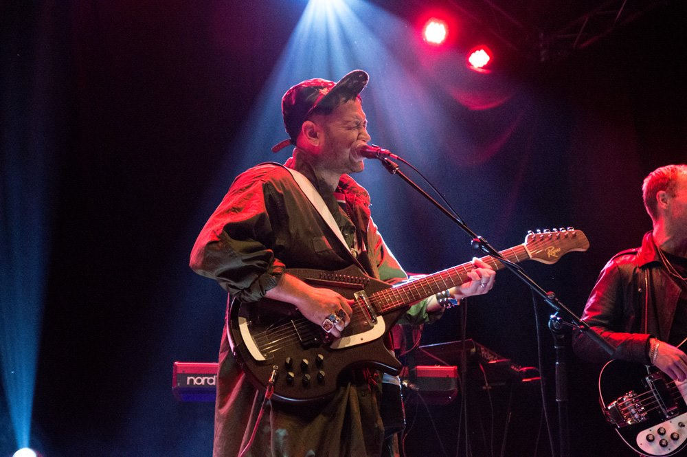 Unknown Mortal Orchestra, foto Jenny Janssens
