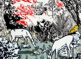 Proef van Taste, duister beeldalbum van Popronde/Incubate-act Niek Pronk
