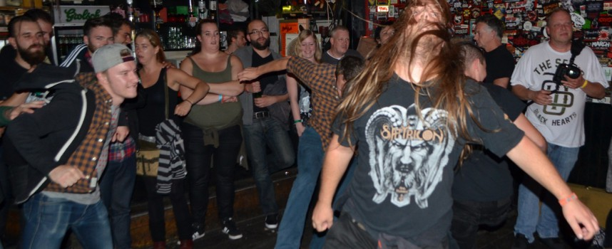 Het beste van Incubate 2015 volgens NMTH: Melvins, Shining, Spectres en Richie Dagger