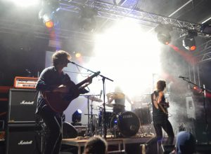 Moaning Cities op Incubate 2015