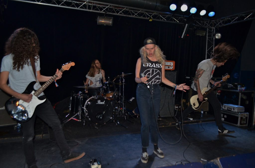 Cocaine Piss op Incubate 2015