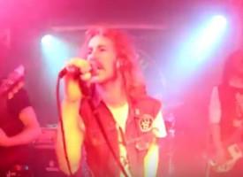 Kijk nu: Death Alley – Black Magick Boogieland live @ Vrankrijk