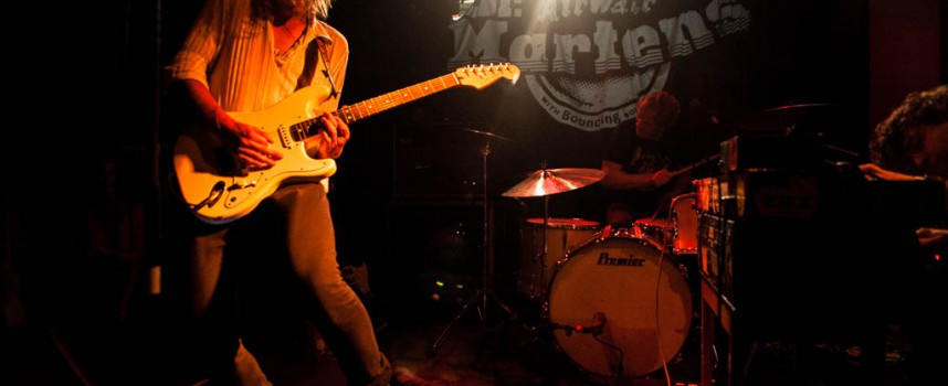 Birth Of Joy, Turbowolf en The Black Cult beuken in op een ramvolle Winston