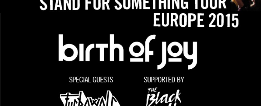 Turbowolf, Birth Of Joy en The Black Cult staan voor dikke shows in Winston