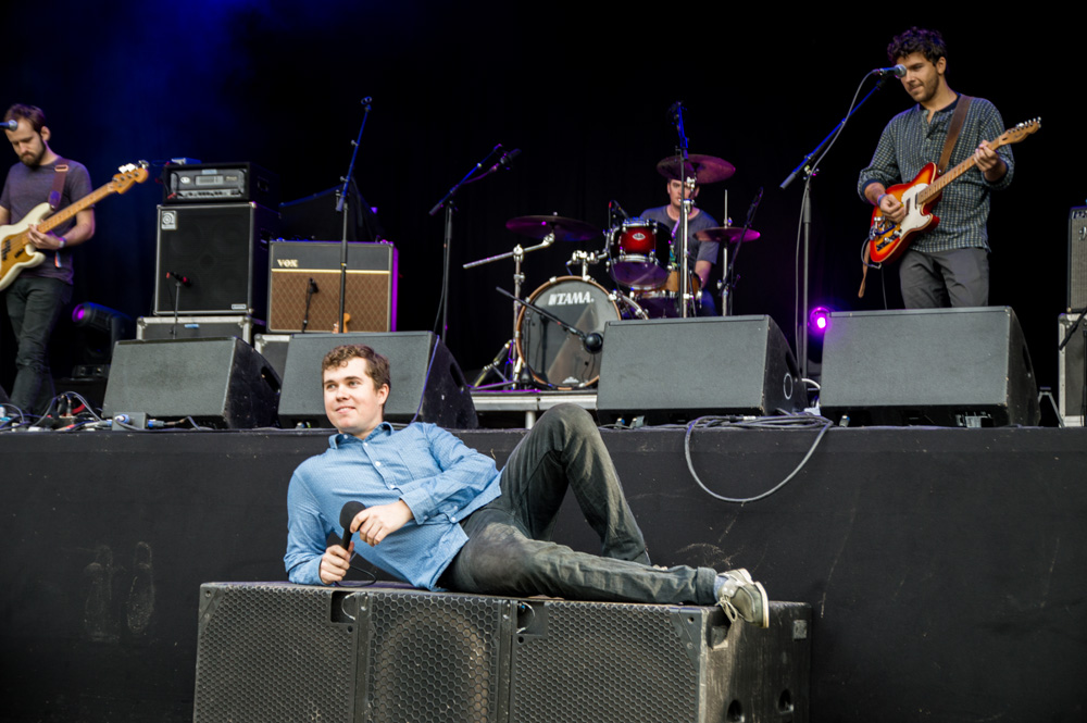 Surfer Blood, foto Jenny Janssens