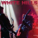 White Hills Euro Tour Poster Sept