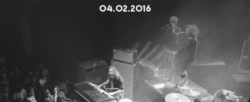Dikke bluesrockbonus: Nieuw album DeWolff in februari!