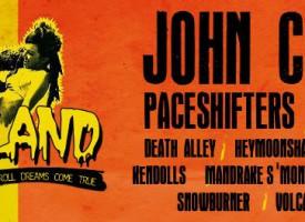Beerland festival: John Coffey, Paceshifters, Death Alley en bier!