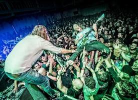 John Coffey schrijft in Paradiso nieuw hoofdstuk in NL rock-historie