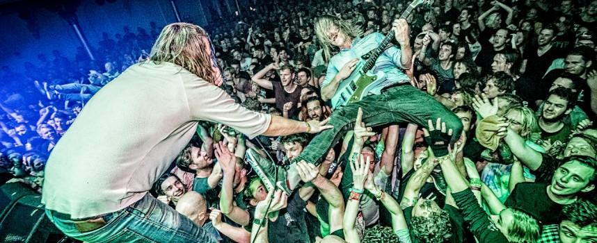 Het beste van NMTH in 2015: John Coffey, Sleazefest, Rutger Smeets, La Truite, de Sunn O))) buizenkoning en Slayer @013