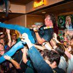 Iguana Death Cult, Popronde Utrecht // foto: Roy Wolters