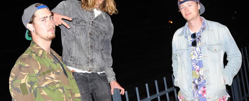 Tip: garagerockers Abdomen met deze harde live-sessie in de catacomben