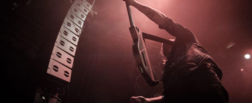 Nattesferd! De nieuwe Kvelertak versmelt black metal, prog en cockrock