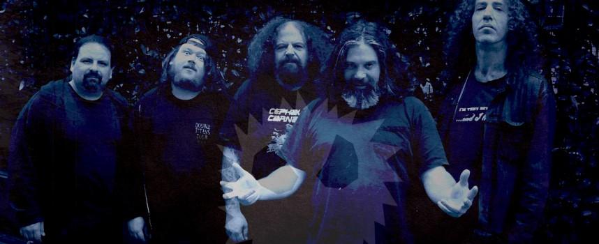 Grindcore-supergroep Venomous Concept met het vernietigende derde album Kick Me Silly – VC III