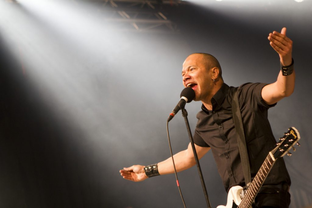 Danko Jones, foto Tim van der Steen