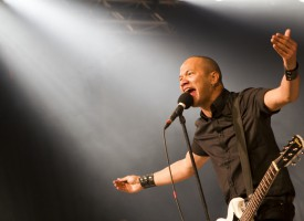 """Interview Danko Jones: """"Roadburn en Speedfest zijn echt festivals voor muziekliefhebbers"""""""