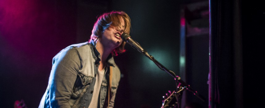 Nothing But Thieves frontman steelt de show in Rotown