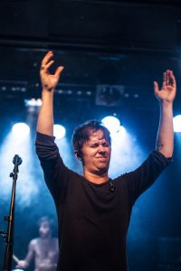Nothing But Thieves in Rotown, foto Kamiel Scholten