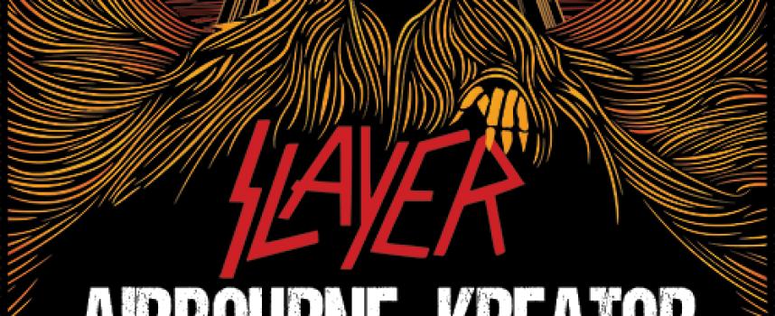 Slayer op Into The Grave + uitbreiding met tweede dag