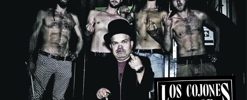 Sirviendo Los Cojones Del Toro: Utrechtse woestijnrockers met ballen
